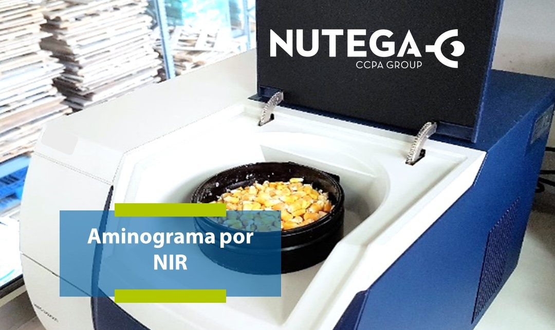 Aminograma por NIR